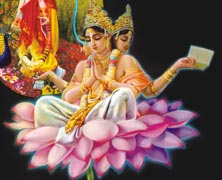 Son of Brahma