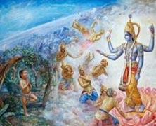Dhruva Maharaja