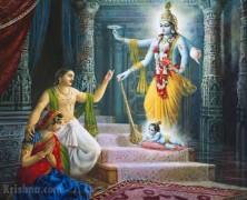 Advent of Krishna