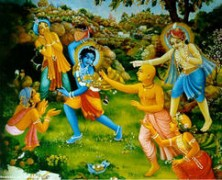 Krishna's Birth And Childhood Pastimes