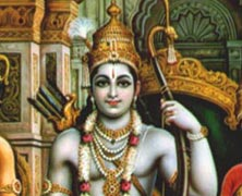 Lord Rama's Pastimes