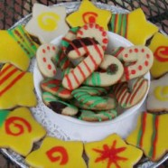 Christmas Sugar Cookies I