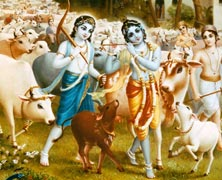 Pastime's of Lord Krishna