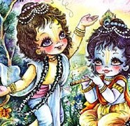 Krishna and Pastimes