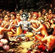 Sakhas of Lord Krishna