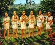 Six Goswami's