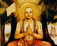 Complete The Face of Sripad Ramanujacharya