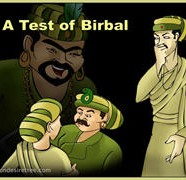 A Test Of Birbal