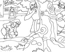 Colouring Sheet 01