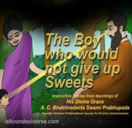 Boy Who Would Not Give Up Sweets