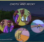 Chotu And Micky