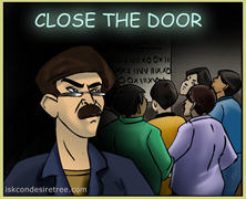 Close The Door