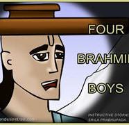 Four Brahmin Boys