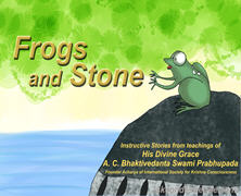 Frogs And Stone God