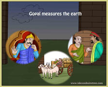 Gopal Measures the earth