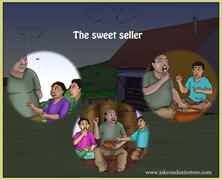 Gopal The sweet seller