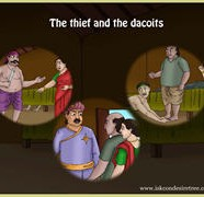 Gopal The thief and the dacoits