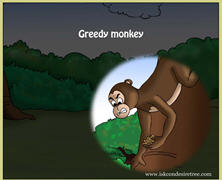 Greedy Monkey