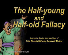 Half Young Half Old