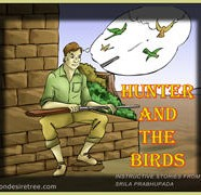Hunter And The Birds