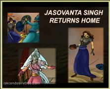 Jasovanta Singh Returns Home