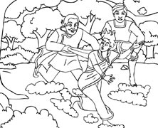 Colouring Sheet 03