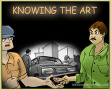 Knowing The Art