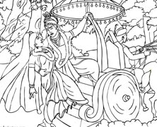 Colouring Sheet 07