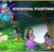 Krishna's Pastimes Comics