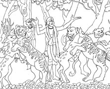 Colouring Sheet 11