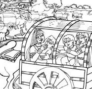 Lord Krishna Shifting