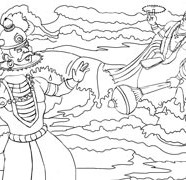 Colouring Sheet 06
