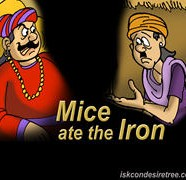 Mice Ate Iron