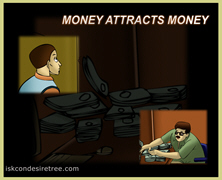 Money Attracts Money