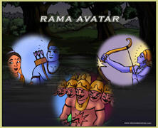 Rama Avatara Comics