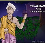 Tenalirama And The Brinjal