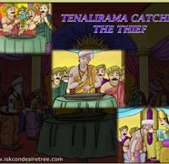 Tenalirama Catches The Thief