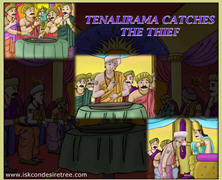 Tenalirama Catches The Thief