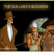 The Blessing Of Old Lady