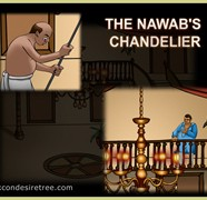 The Chandellier Of Nawab