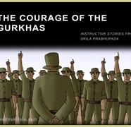 The Courage Of The Gurkhas