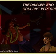 The Dancer Who Could Not Perform