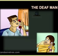 The Deaf Man