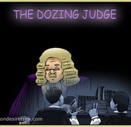 The Dozing Judge