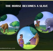 The Horse Becomes A Slave
