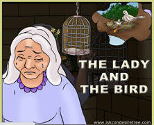 The Lady And The Bird