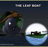 The Leaf Boat