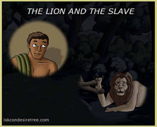 The Lion And The Slave