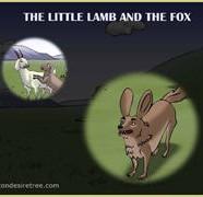 The Little Lamb Ad The Fox