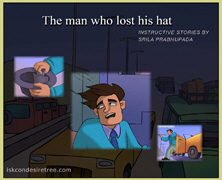 The Man Who Lost His Hat